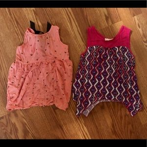 Other - SET OF TOPS SIZE 5/6 💖